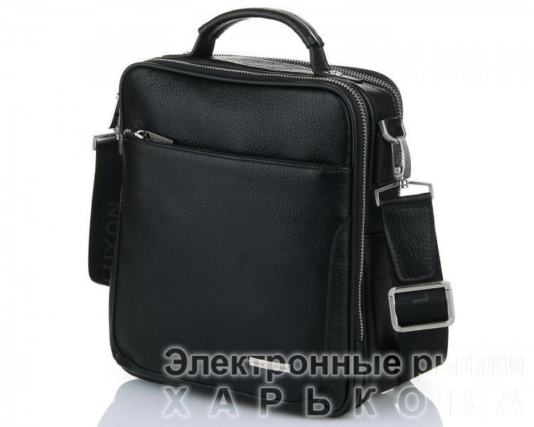 Сумка мужская Luxon 669 - Мужские сумки и барсетки на рынке Барабашова
