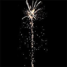 Фейерверк Новогодний Римская свеча 10 залпов