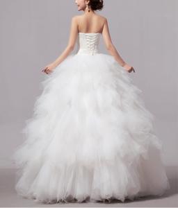 Фото Свадебные платья Экзотика