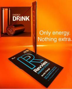 Фото  Энергетическая пластинка Revvies Арктическая сила