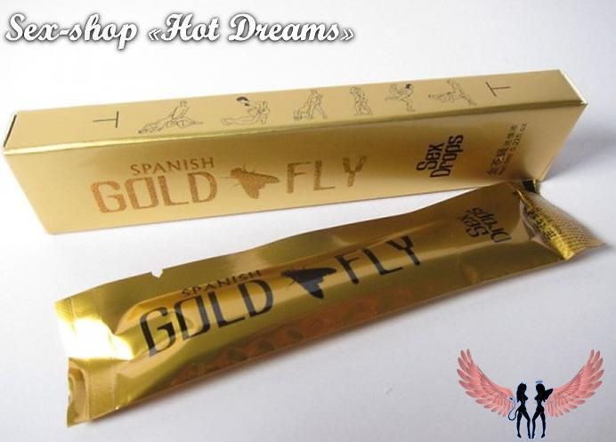 Фото Интересные и выгодные предложения! Возбуждающий спрей М16+ 2 шт. Gold Fly возбудитель для женщин - это успех в интимных отношениях!