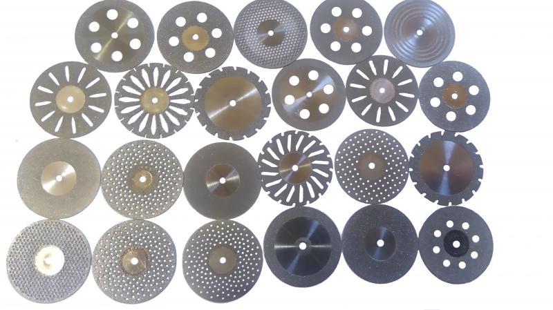 Диски Алмазные сепарационные D22