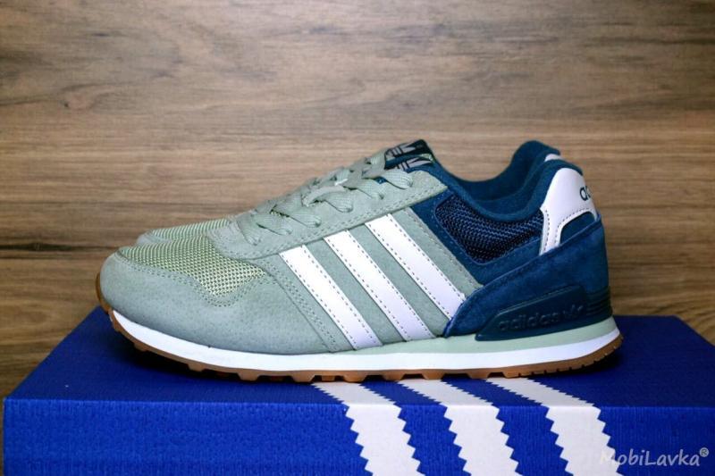 Adidas Neo Mint Blue (36-41)