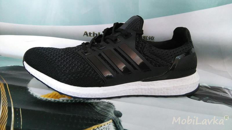 Adidas Ultra Boost Black White (41-45)
