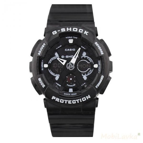 Casio G-Shock GA-120 Разные цвета