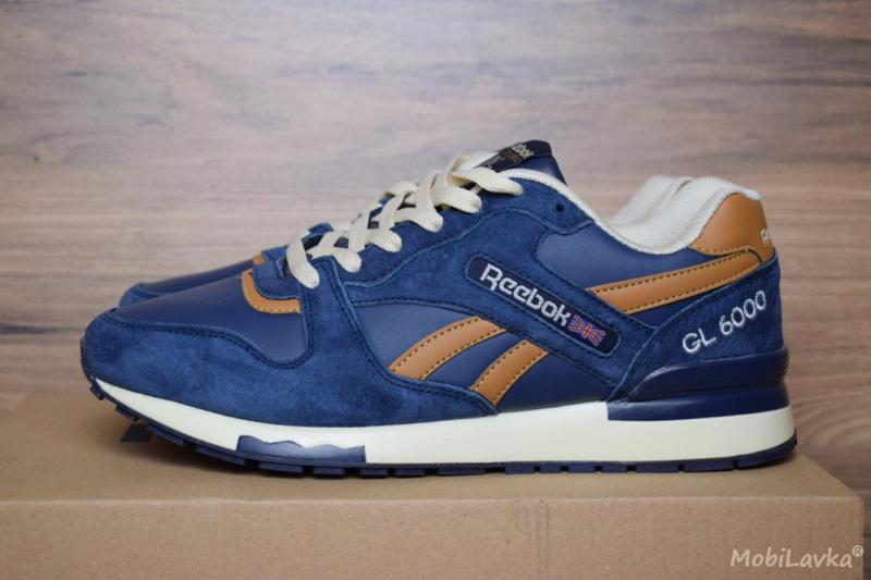 Reebok GL 6000 Blue Brown(41-46)