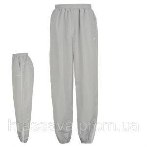 Фото Мужские спортивные штаны Спортивные штаны мужские Slazenger, оригинал, серые,  M/48