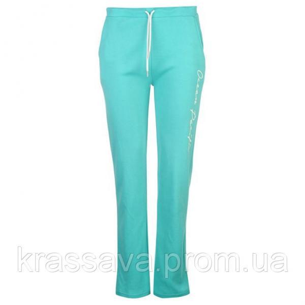 Спортивные штаны женские Ocean Pacific, оригинал, голубые, M/12/46