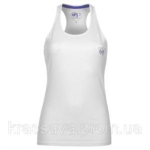 Фото Женская футболка, поло, майка Майка, борцовка женская Ocean Pacific, оригинал, белая, S/10/44