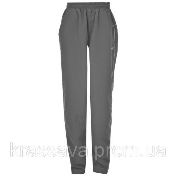 Спортивные штаны мужские Slazenger, оригинал, темно-серые,  L/50