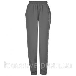 Фото Мужские спортивные штаны Спортивные штаны мужские Slazenger, оригинал, темно-серые,  L/50