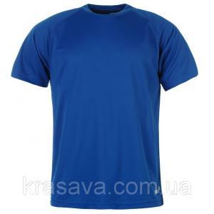 Фото Мужская футболка, майка, поло Футболка мужская Gelert, оригинал, синяя,  M/48