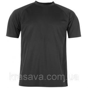 Фото Мужская футболка, майка, поло Футболка мужская Gelert, оригинал, темно-серая,  M/48