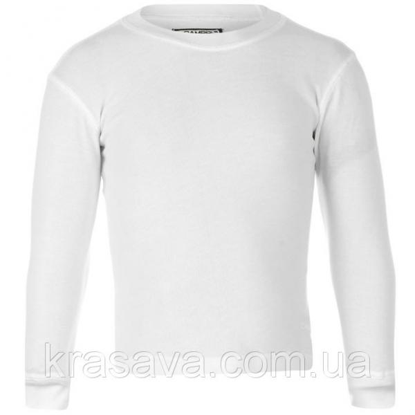 Термокофта для мальчика Campri, оригинал, белая, 3-4 лет/98-104 см