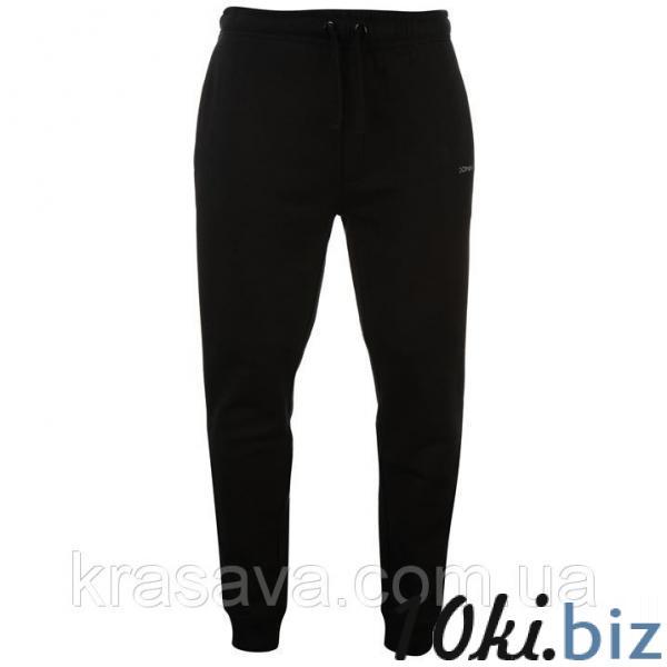 Спортивные штаны мужские на флисе Donnay, оригинал, черные,  L/50, цена фото купить в Киеве. Раздел Спортивные костюмы женские
