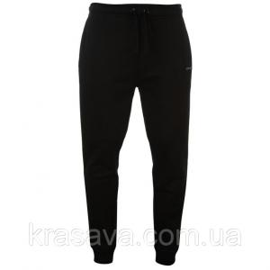 Фото Мужские спортивные штаны Спортивные штаны мужские на флисе Donnay, оригинал, черные,  L/50