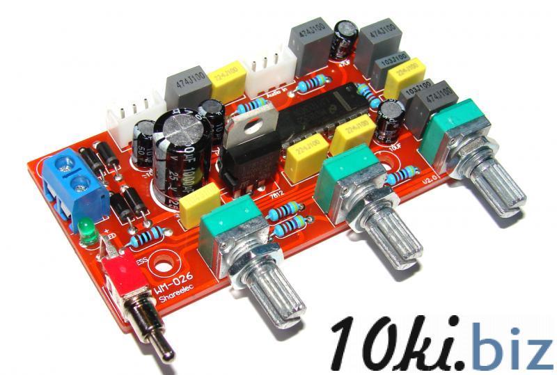 Темброблок LM1036 Устройства обработки звукового сигнала на Электронном рынке Украины