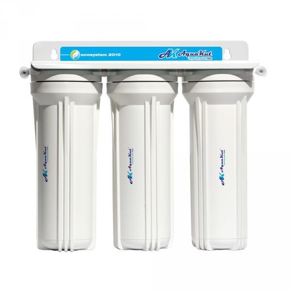 Фото Фильтры для воды проточного типа Фильтр под мойку трёхступенчатый