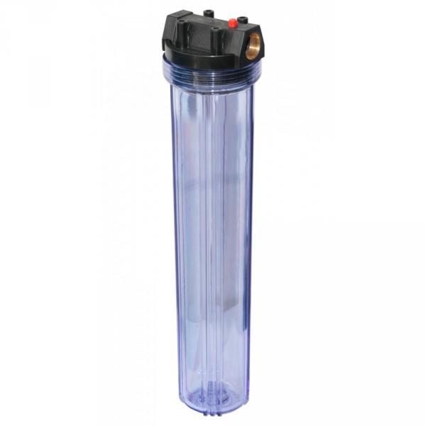 Фото Фильтры для воды проточного типа, Магистральнные фильтры Колба Вig Вlue 20