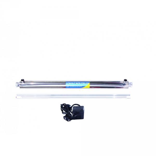 Установка ультрафиолетового обеззараживания UV-55W / 12G
