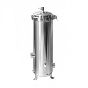 Мультипатронный фильтр S/S - 3*20 (нержавеющая сталь)