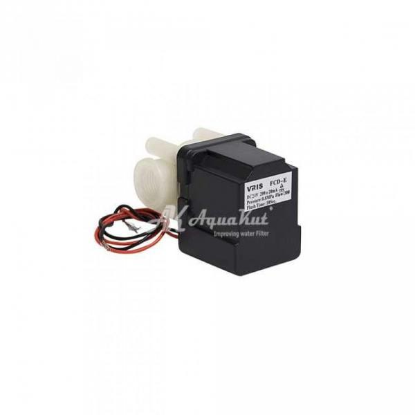 Электромагнитный клапан автоматической промывки мембраны с ограничителем потока FCD-E (SV-5)