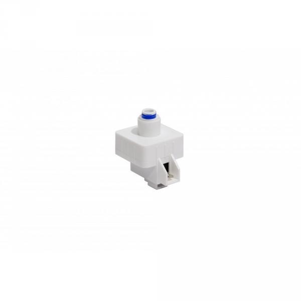 """Клапан низкого давления 1/4""""QC QCS-1"""