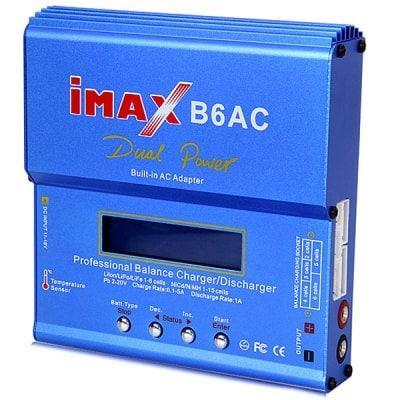 Зарядка IMax B6 c блоком питания. Для зарядки всех типов аккумуляторов.