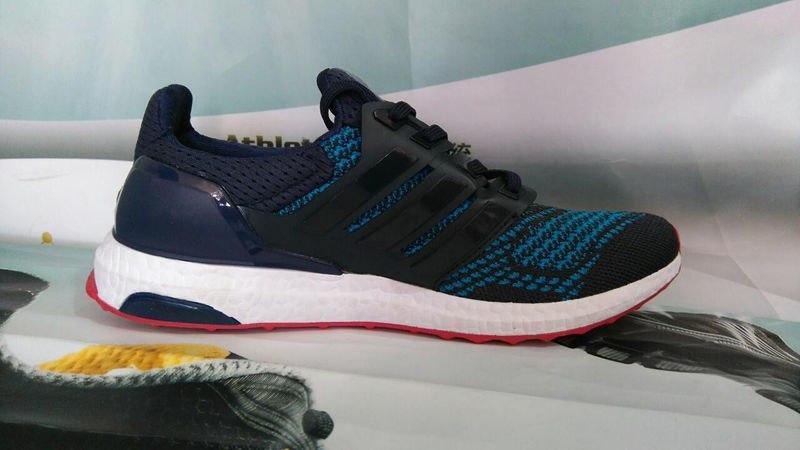 Фото  Adidas Ultra Boost Blue (41-45)
