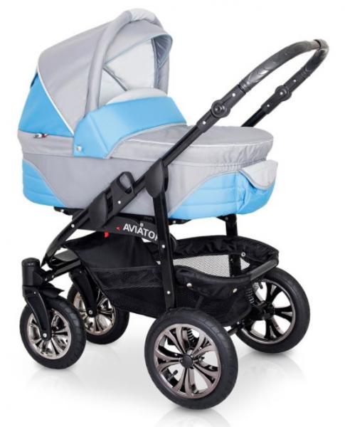 Детская коляска Verdi Aviator 3 в 1