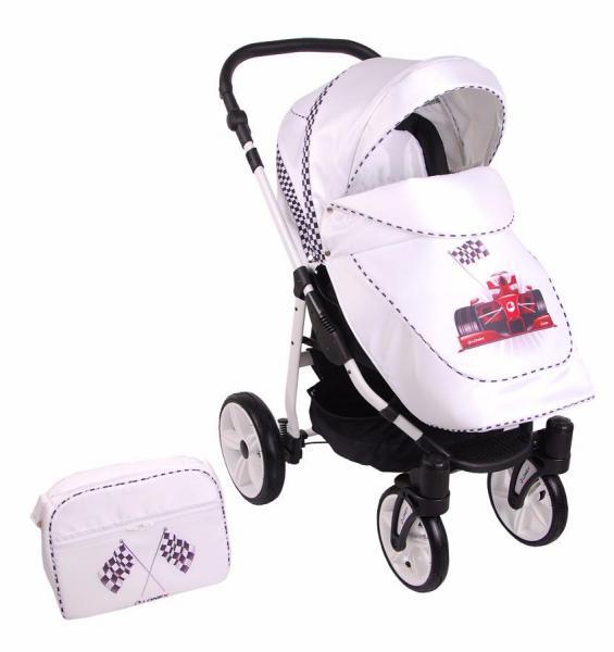 Прогулочная коляска Lonex Sport New