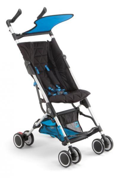 Детская прогулочная коляска Pali Fly