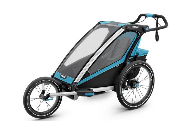 Детская мультиспортивная коляска Thule Chariot Sport1