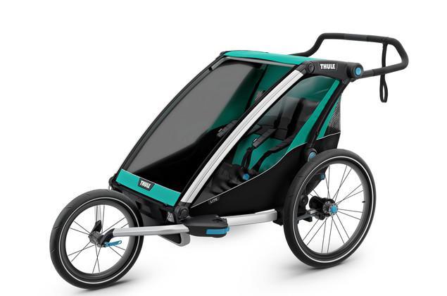 Детская мультиспортивная коляска Thule Chariot Lite2