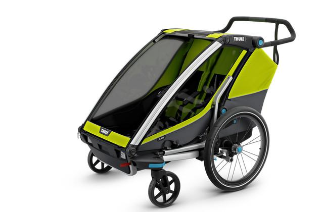 Детская мультиспортивная коляска Thule Chariot Cab2