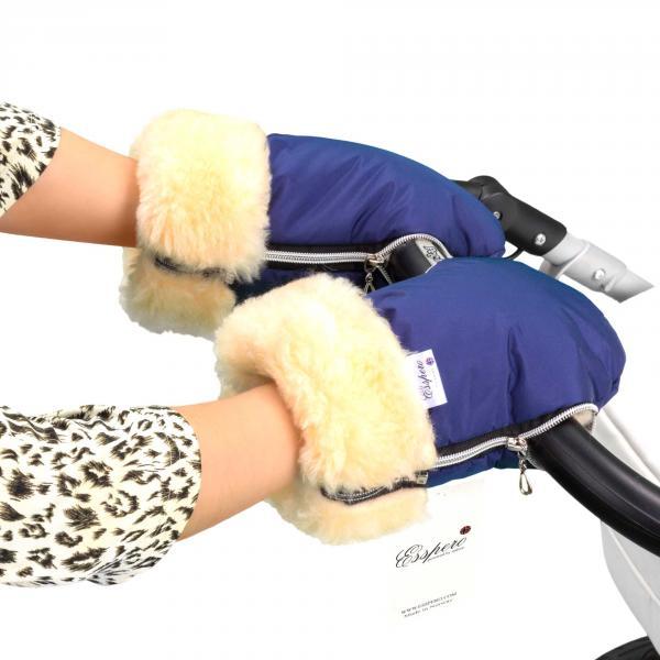 Рукавички-муфта на коляску Esspero Double