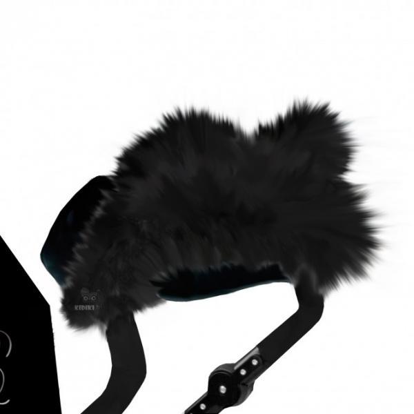 Муфта на коляску Esspero Lit Leatherette