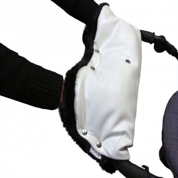 Муфта на коляску Esspero Solana Leatherette Lux