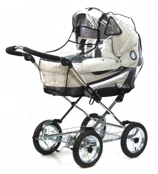 Дождевик Esspero Newborn для коляски люльки