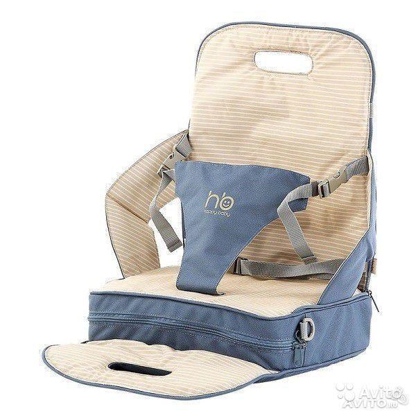 Сумка для мамы + сиденье для малыша Happy Baby Smart Seat