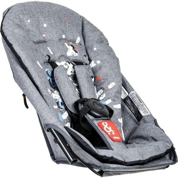 Сидение второго ребенка для коляски Phil and Teds Sport (Navigator 2)