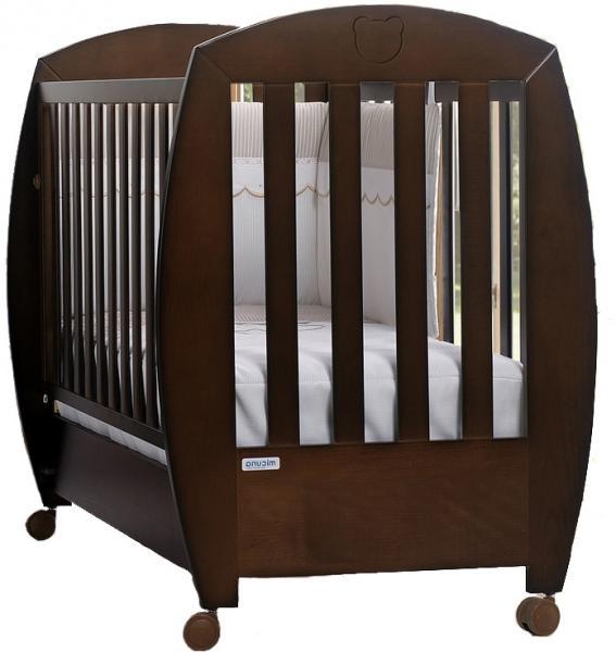 Детская кроватка Micuna Valeria Relax 120x60 см
