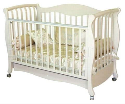 Детская кроватка Красная звезда Елизавета С-553 140х70 см