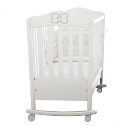 Детская кроватка Pali Marilyn Prestige (колесо-качалка)