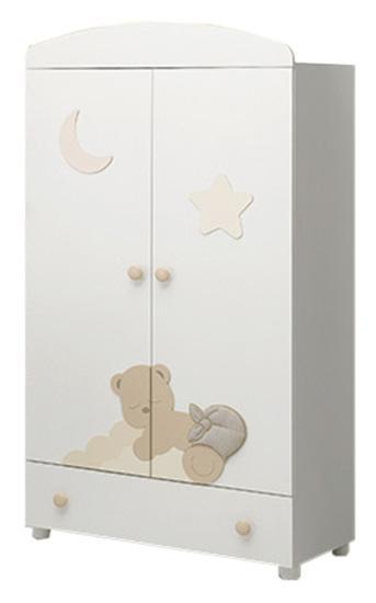 Детский шкаф Mibb Babi