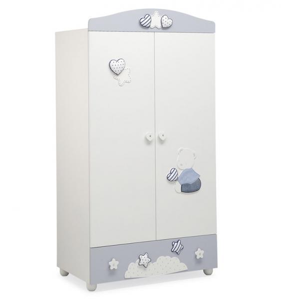Детский шкаф Mibb Stella