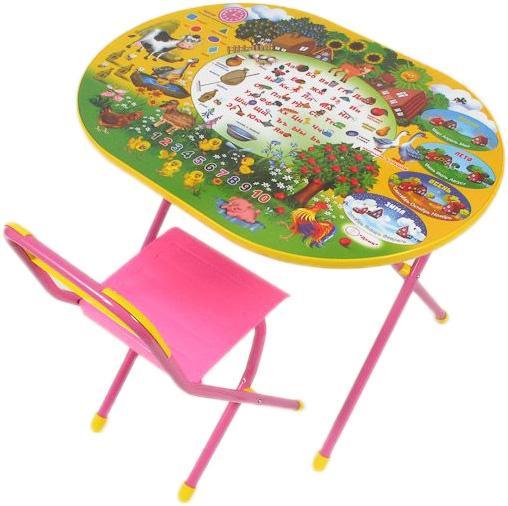 Набор детской мебели Дэми Овал