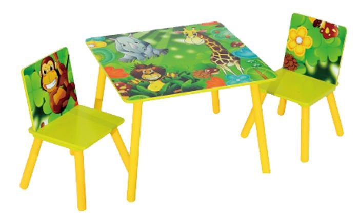 Набор детской мебели стол и стулья Sweet Baby Duo