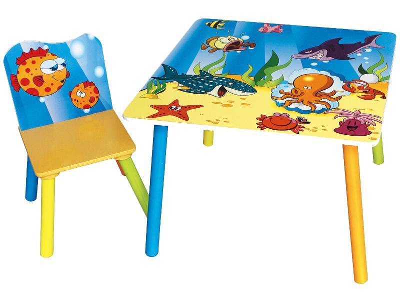 Набор детской мебели стол и стул Sweet Baby Uno