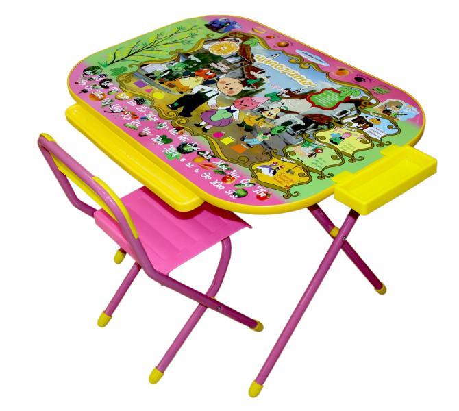 Набор детской мебели Дэми Всезнайка №3